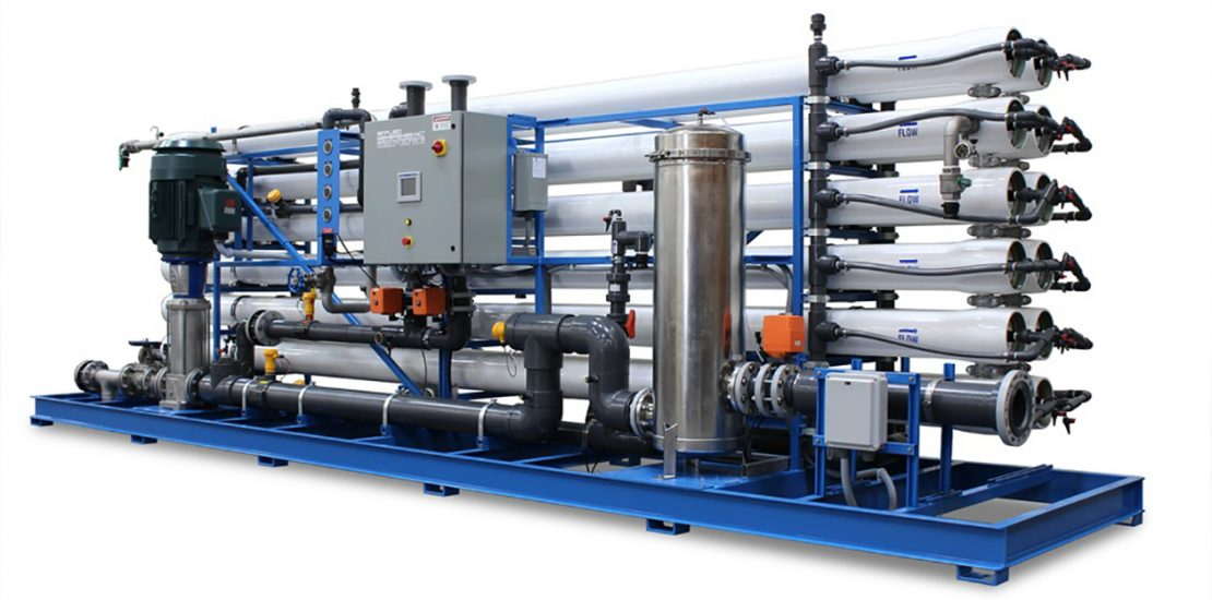 How Reverse Osmosis Water Filtration System Works - RO Systesm Works