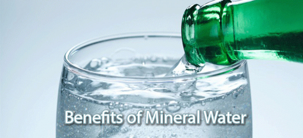 Benefits of Mineral Water