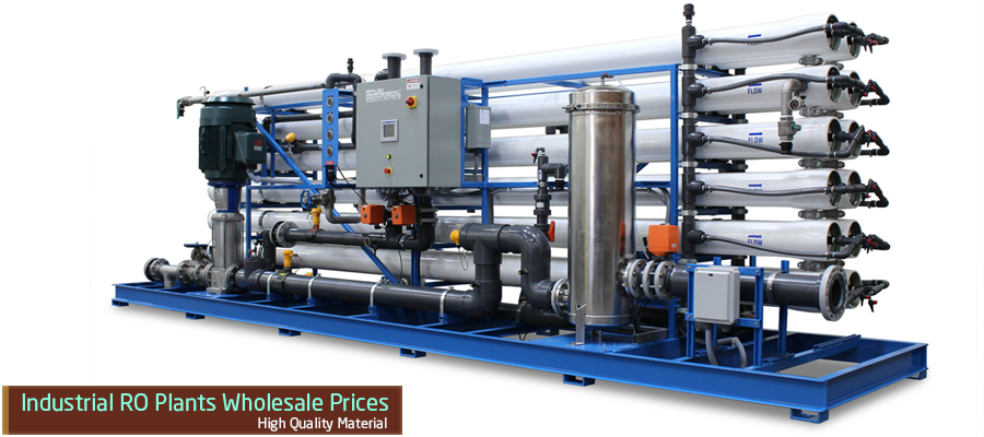 Industrial RO Plants Wholesale Prices – High Quality Material