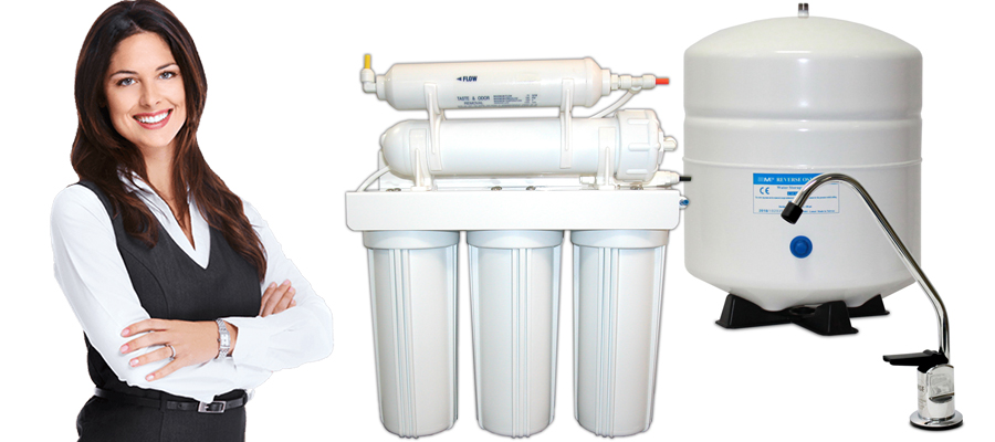 Domestic Reverse Osmosis Plants Online