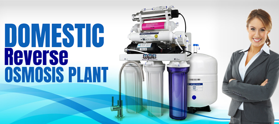 Buy Domestic Reverse Osmosis Plants Online