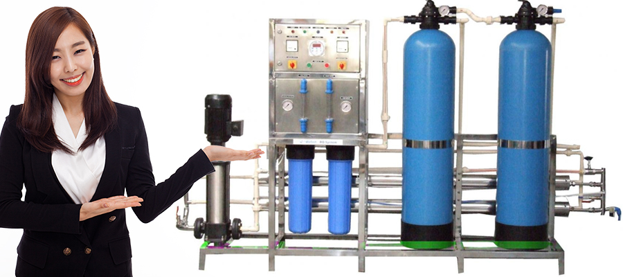 RO Water Plants Manufacturer